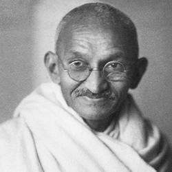 Mahatma gandhi   a legacy of peace
