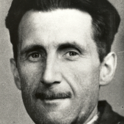 George orwell press photo