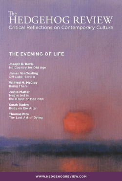 The Evening of Life