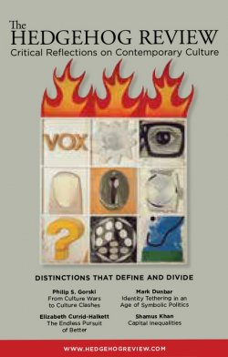 Preorder Issue: Distinctions That Define and Divide
