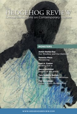 Current Issue: Monsters