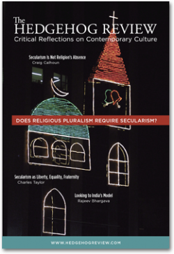 Does Religious Pluralism Require Secularism?