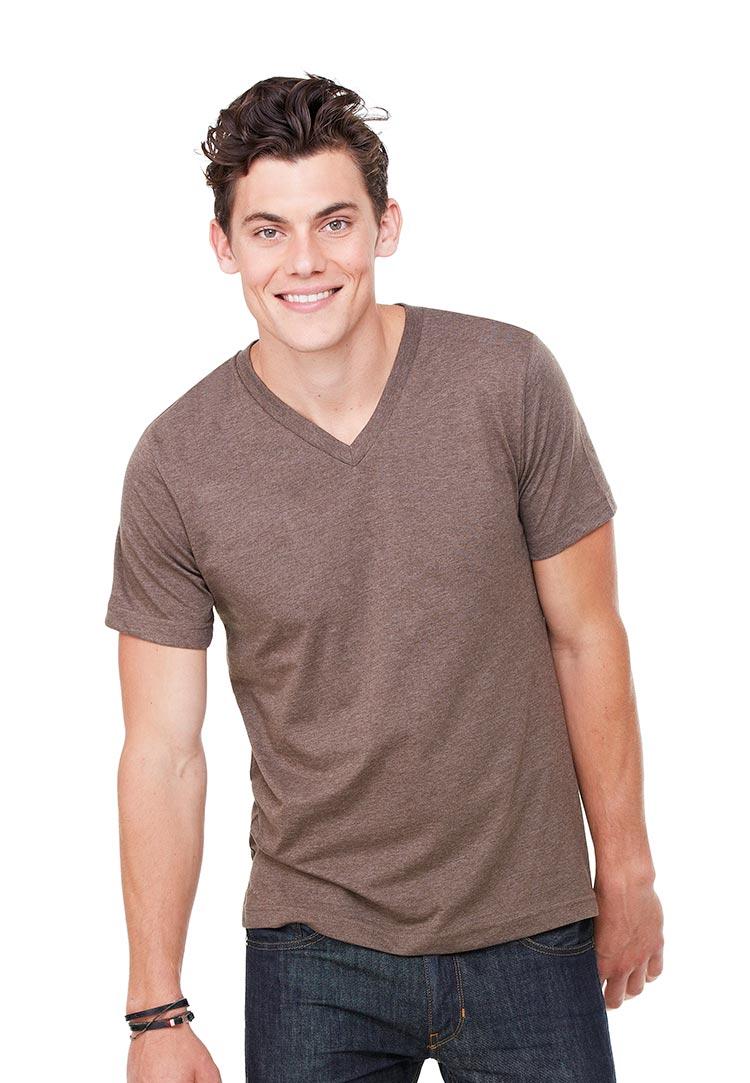 5e899deb9d04 V-Neck T-Shirts: Shop Custom V-Necks | Threadbird