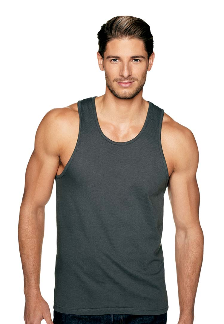 2d9e2f42e5ba6c Next Level 3633. Next Level Men s Tank Top