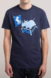 Runnin' Rhino, $15 aka Three Lincolns! + Threadless Collection