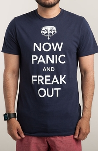 Now Panic and Freak Out, Most Reprint Requests + Threadless Collection