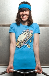 Let's Get Physical, New and Top Selling Animal T-Shirts + Threadless Collection