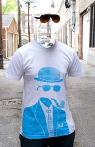 The Invisible Gentleman, Was $9.95 - Now $8.99! + Threadless Collection