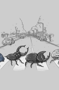 The Beetles, Humor + Threadless Collection