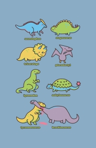 Know Your Dinosaurs
