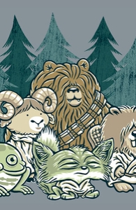 May the Forest be With You!