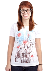 A Happy Place, Sale! + Threadless Collection