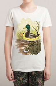 Duck in Training, Sale! + Threadless Collection