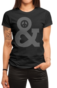 Peace and Love, Sale! + Threadless Collection