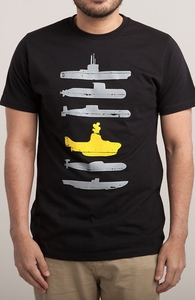 Know Your Submarines, Most Reprint Requests + Threadless Collection