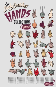 The Body Snatcher Hands Collection