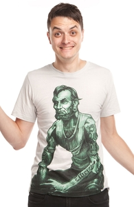 I Got $5 on It, $15 aka Three Lincolns! + Threadless Collection