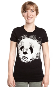 Hidden Panda Hill, Sale! + Threadless Collection