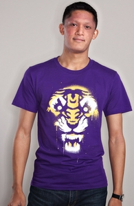 Go Tigers. : LSU College Winner, College Tees + Threadless Collection