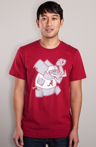 Crimson Tide: Alabama College Winner, College Tees + Threadless Collection