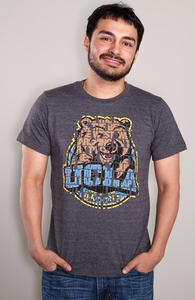 We Are The Mighty Bruins: UCLA College Winner, College Tees + Threadless Collection
