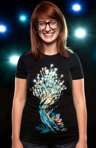 ElectriciTree, New and Top Selling Animal T-Shirts + Threadless Collection