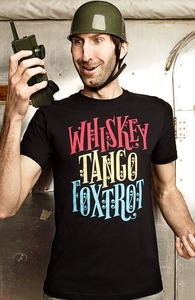 Whiskey Tango Foxtrot, Staff Picks + Threadless Collection
