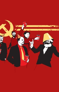 The Communist Party, Humor + Threadless Collection