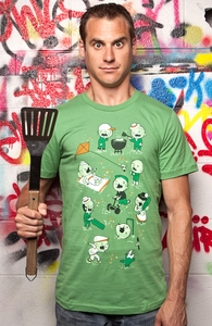Lawn of the Dead, $8.99 Tees + Threadless Collection