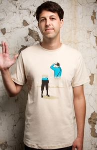 Illogical Incident, $8.99 Tees + Threadless Collection