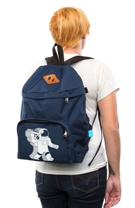 Funkalicious: Backpack, Backpacks + Threadless Collection