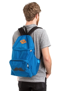 Whalestache: Backpack, Backpacks + Threadless Collection