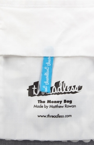 The Money Bag: Threadless Nylon Tote, Staff Tee-less Picks + Threadless Collection
