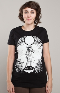 And Sit Together, Now and Forever, The Nightmare Before Christmas + Threadless Collection
