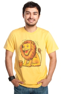 The Lion That Loves Scotch, Staff Picks + Threadless Collection