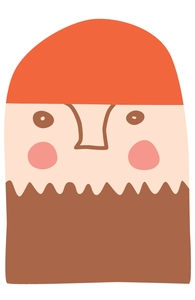 Lumberjack: Threadless Knit Hat