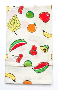 Booty Fruit: Tea Towel, Dish Towels + Threadless Collection