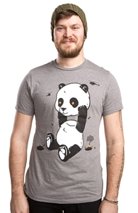 Pandamonium + Control Bear, Threadless + Control Bear Tees + Threadless Collection
