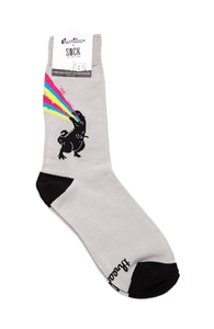 Technicolour Rex: Crew Socks, And More + Threadless Collection