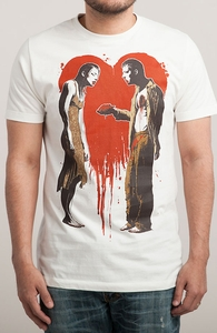 Zombie Romance, $15 aka Three Lincolns! + Threadless Collection