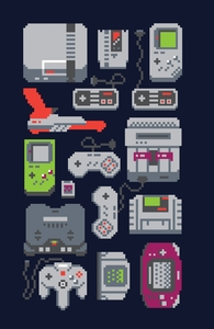 A Pixel of My Childhood