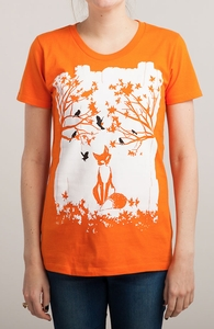 The Lonely Fox, New and Top Selling Animal T-Shirts + Threadless Collection