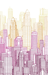 Skyline, Landscapes & Cityscapes + Threadless Collection