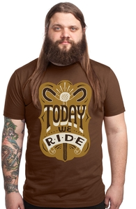 Today We Ride, Mary-Kate's Designs + Threadless Collection