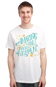Amazing Things, Mary-Kate's Designs + Threadless Collection
