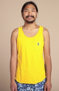 Hula Girls: Guys Pima Tank, Select Guys + Threadless Collection
