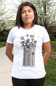 Blow Away Barcode, New and Top Selling Animal T-Shirts + Threadless Collection