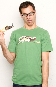 I Hate Japanese Food, $10 aka Ten Washingtons! + Threadless Collection