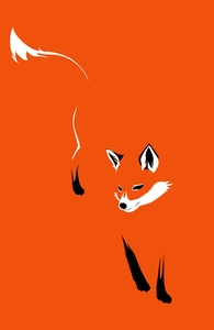 Foxy, Animals + Threadless Collection