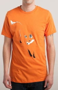 Foxy, Most Reprint Requests + Threadless Collection